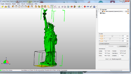 3D Statue of Liberty Screenshot